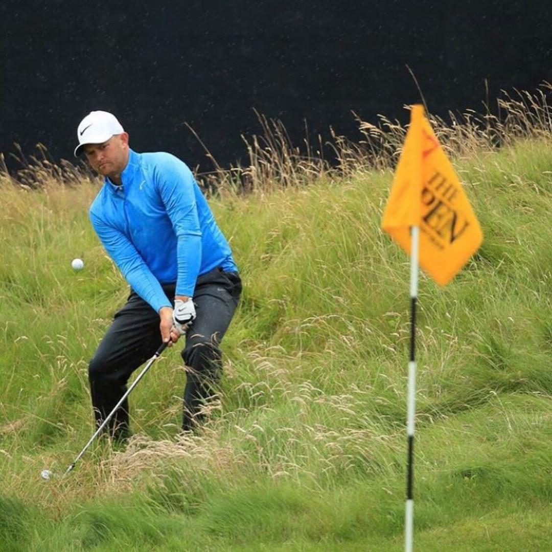Tom Lewis Golf Mental Training