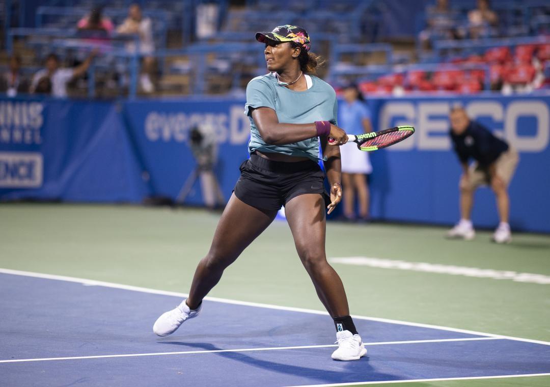 Hailey Baptiste Tennis Madison Keys Mental Toughness Training