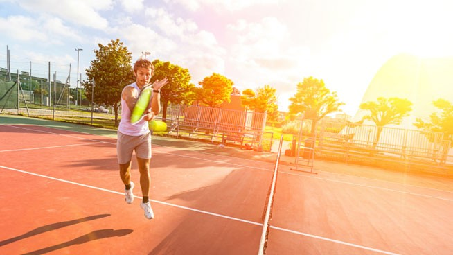 Tennis Mental Training