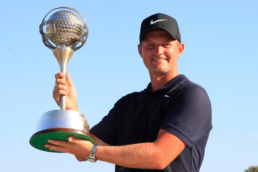 tom lewis mental toughness golf Portugal masters